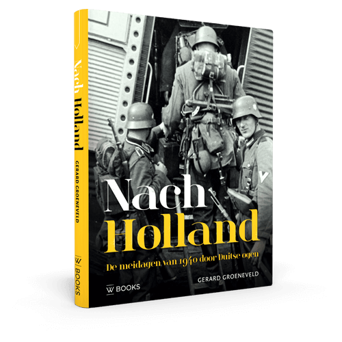 Cover Nach Holland