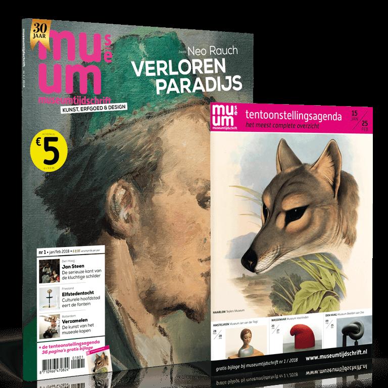 Museumtijdschrift 1-2018