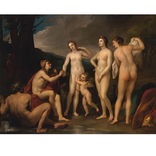 Classic Beauties | Kunstenaars, Italië en het schoonheidsideaal van de 18de eeuw