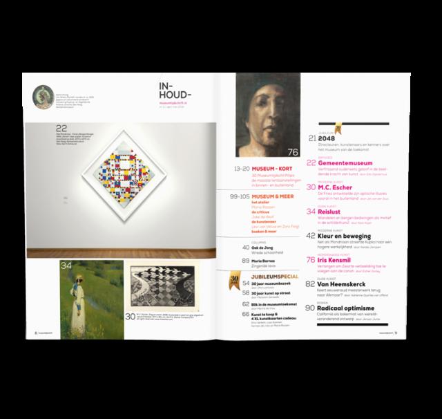 Museumtijdschrift - 3 2018