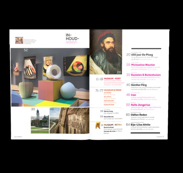 Museumtijdschrift - 4 2018