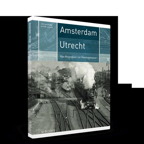 Amsterdam-Utrecht | Van Rhijnspoor tot Randstadspoor
