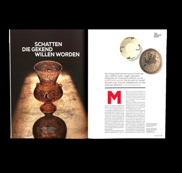 Museumtijdschrift - 6 2018