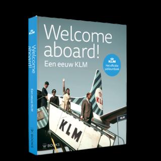 Welcome aboard! | Een eeuw KLM