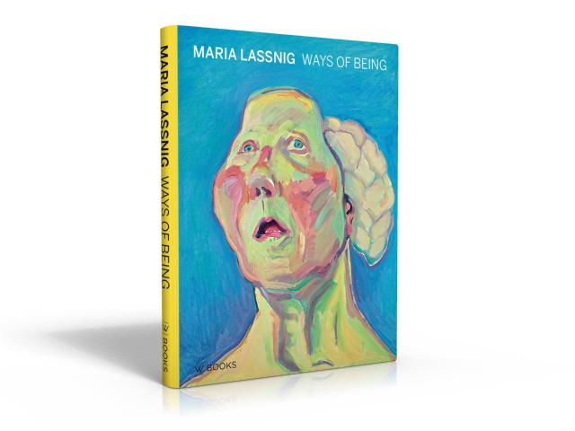 3D cover Maria Lassnig
