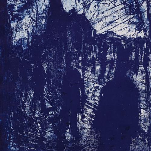 Vergezichten - Het Grafische Werk van Johan Dijkstra
