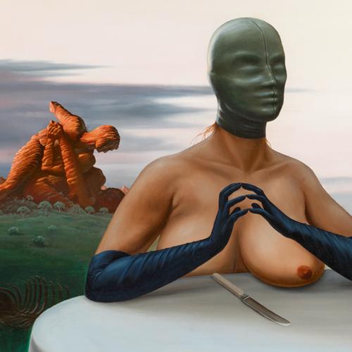 Moesman - Surrealisme en de Seksen