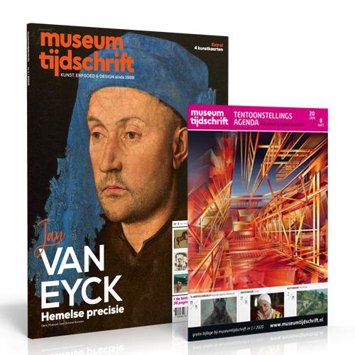 Museum tijdschrift en tt agenda