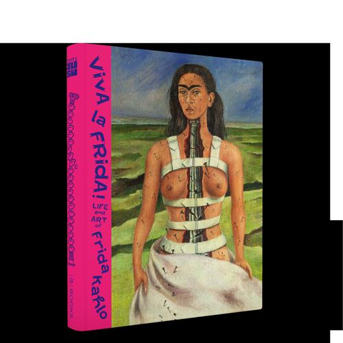 Viva la Frida. Frida Kahlo WBOOKS