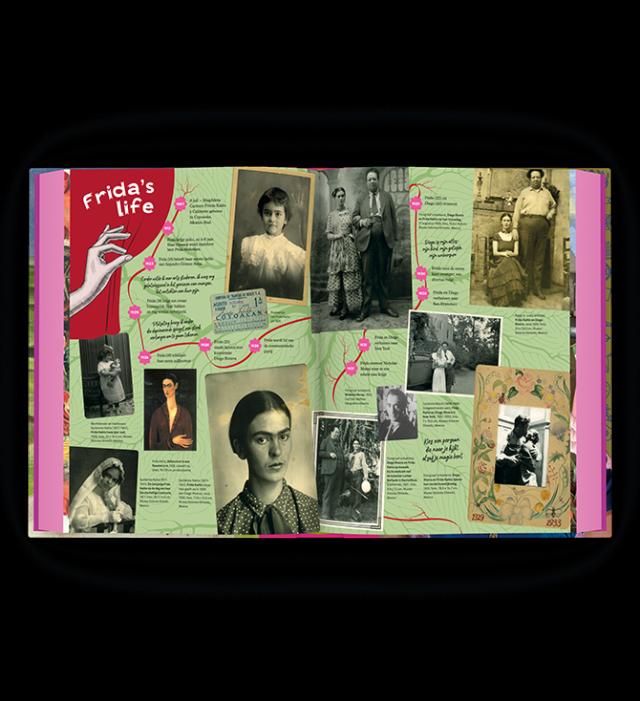 Viva la Frida WBOOKS