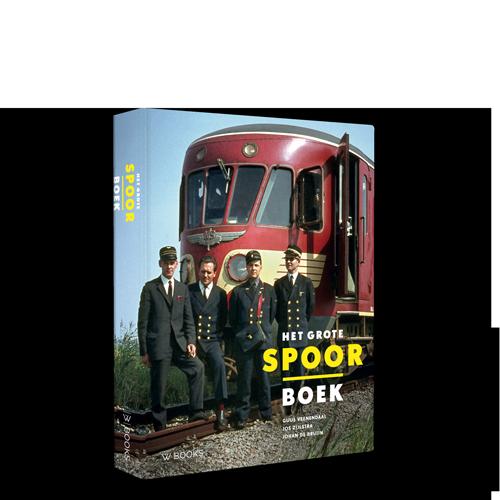 Het grote spoor boek Midsize WBOOKS
