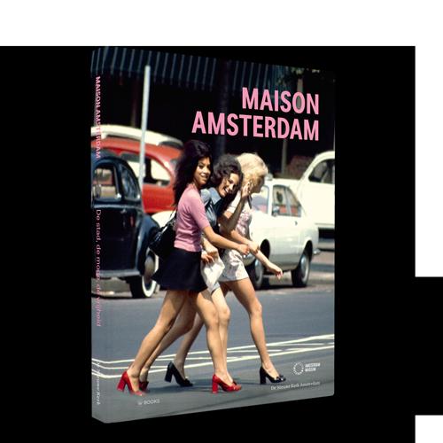 Maison Amsterdam WBOOKS