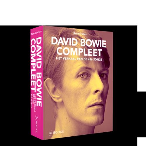David Bowie Compleet - WBOOKS