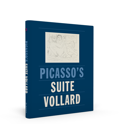 Picasso Suite Vollard